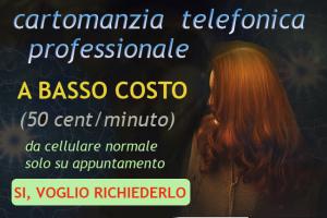 cartomanzia telefonica professionale con prenotazione